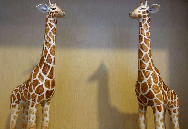 Жираф из своими руками 464
