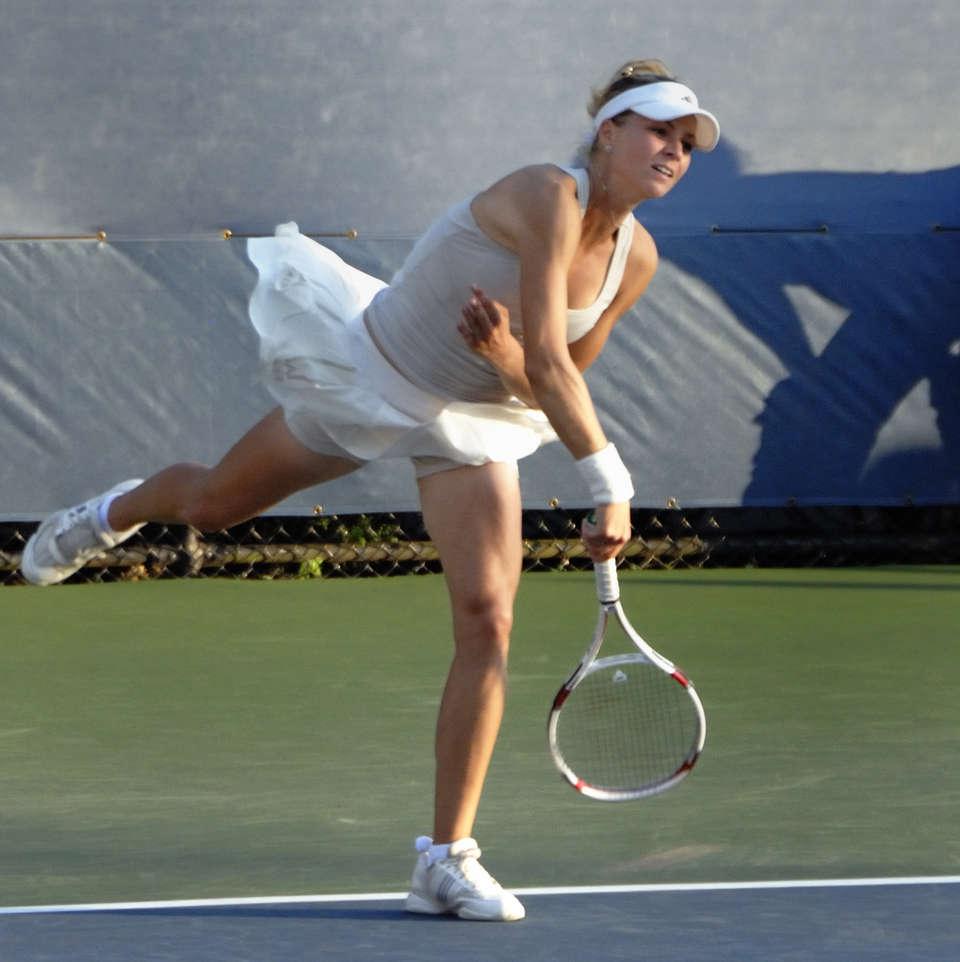 Фото голой теннисистки карвел джордан то